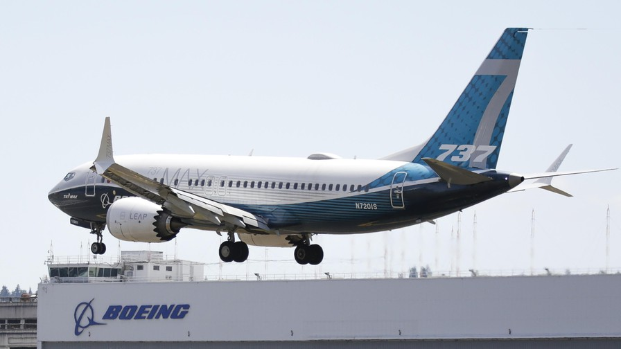 Boeing 737 Max gets US approval to carry passengers after 20-month grounding