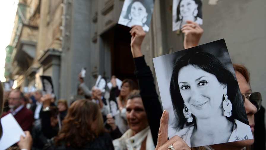 Inquiry into 2017 assassination of Malta journalist finds state culpable