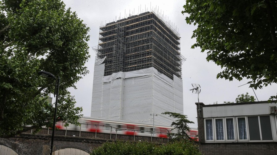 Grenfell Tower report outlines 'catastrophic' safety